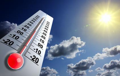 Travail par fortes chaleurs en été