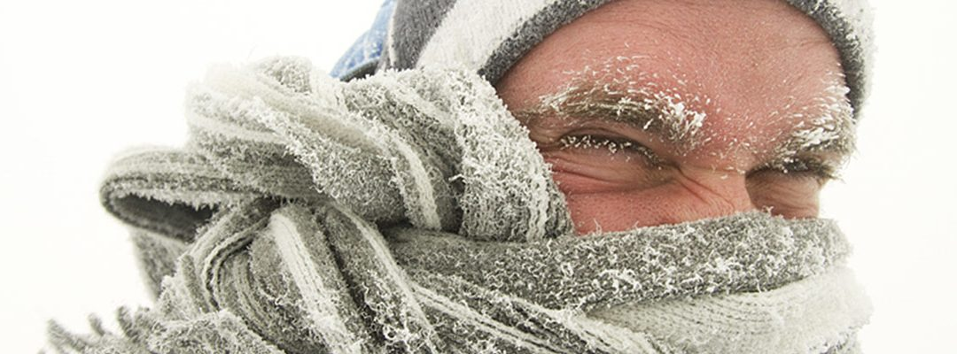 Travailler par grand froid