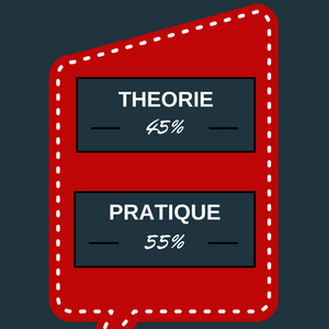 FORMATIONS GROUPE SAFETY AUBAGNE %PRATIQUE 45- %THEORIE 55